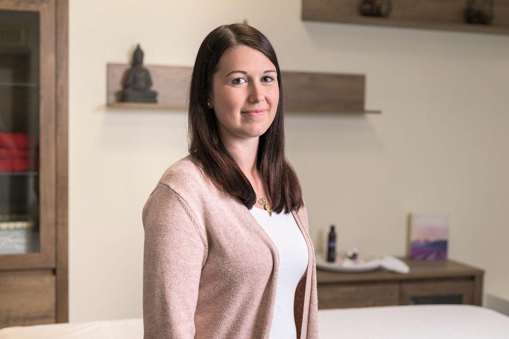 Sabina Streitner - AHORN Massage Steyr
